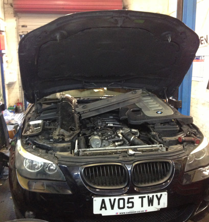 Car repairs in Reading, Berkshire